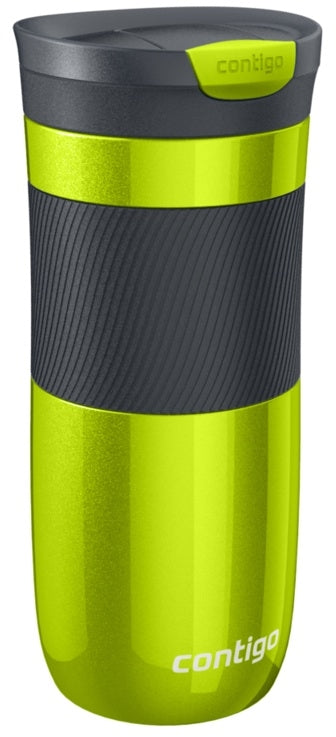 Contigo Thermosbeker Byron Snapseal 470 ml - Vibrant Lime