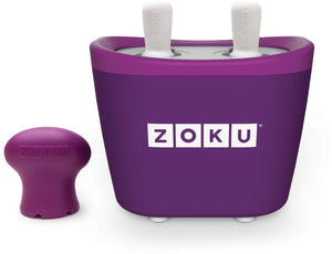 Zoku Quick Pop Maker Duo - Paars