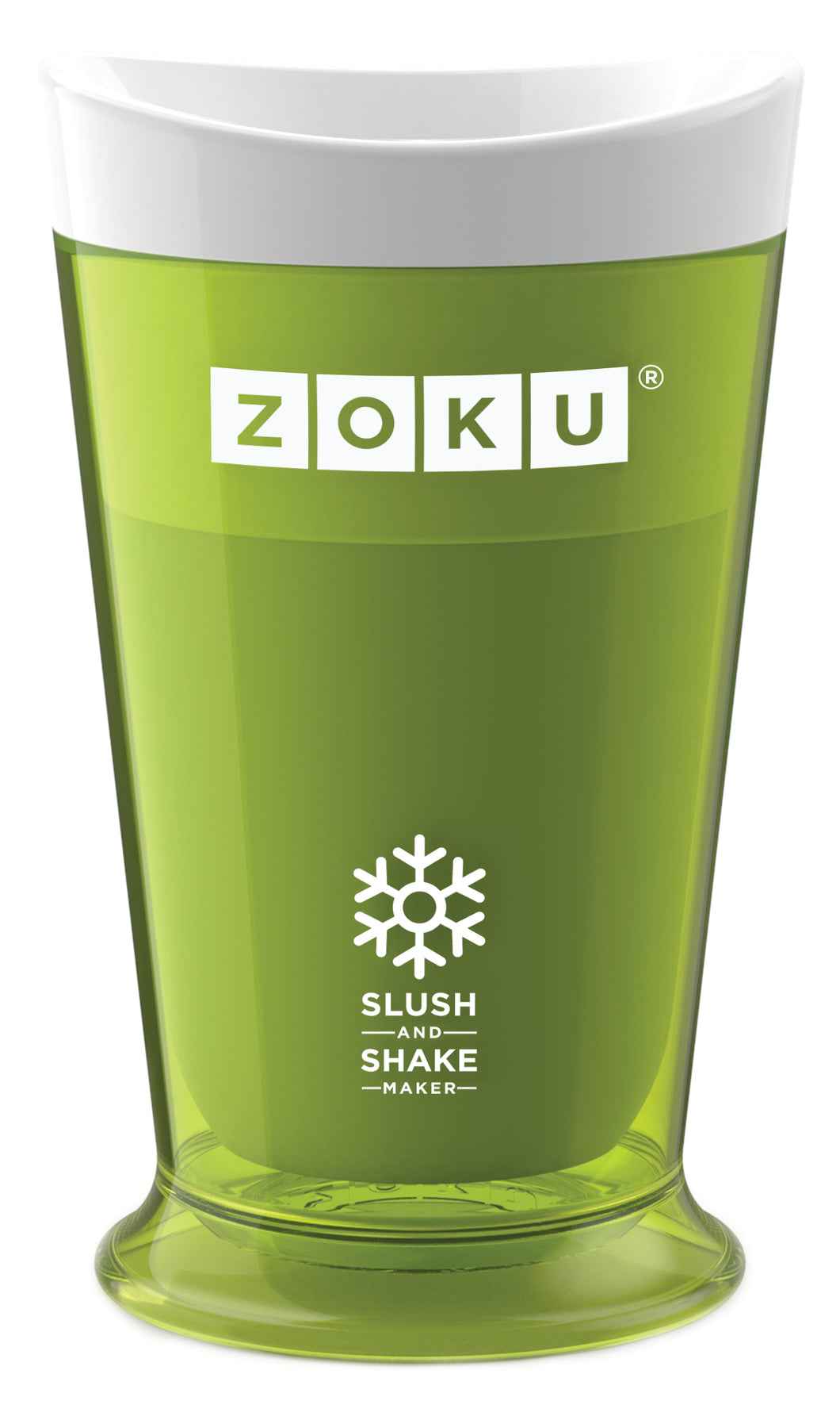 Zoku Slush/Shake Maker Single - Groen
