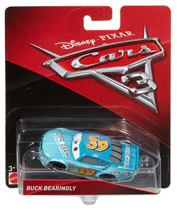 Cars 3 Single Buck Bearingly
