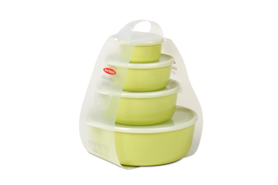 Mepal Tower set volumia 4-delig - Lime