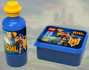 Lego Lunchset Print Nexo Knights