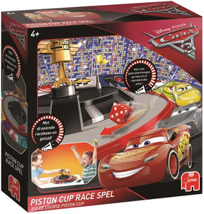 Cars 3 Disney Piston cup race spel - Kinderspel