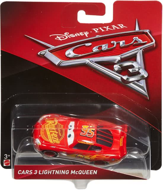 Cars 3 Single Lightning McQueen
