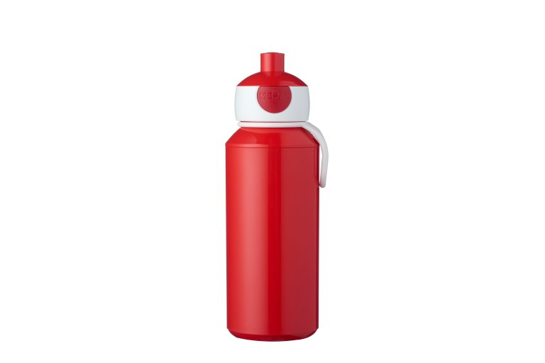 Mepal drinkfles Campus pop-up 400 ml - Rood