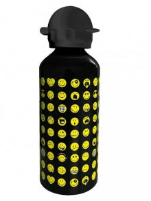 Zak!Designs Smiley 2.0 Beker Aluminium 600 ml - Zwart