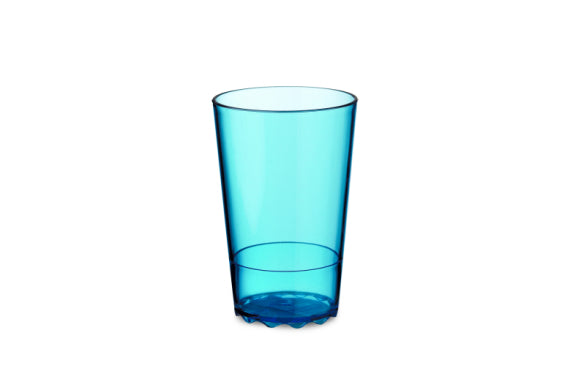 Mepal glas Wave 200 ml - latin blauw