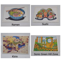 Blank Greeting Cards - Original Artwork - Acid Free with Deckeled Edge and Envelope