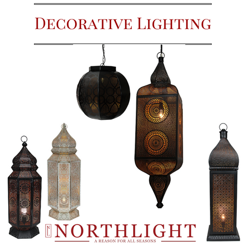 northlight lamps and lanterns