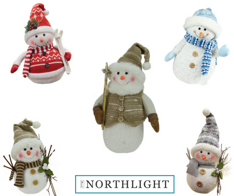 northlight snowmen figures