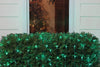 4' x 6' Green LED Wide Angle Christmas Net Lights - Green Wire