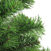"24"" Mini Balsam Pine Medium Artificial Christmas Tree in Burlap Base - Unlit"
