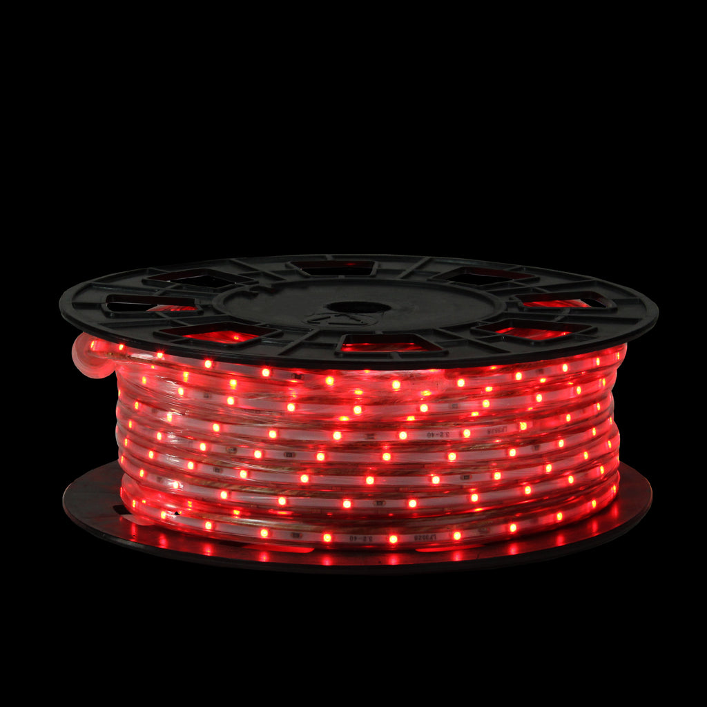100 Commercial Red Led Indoor Outdoor Christmas Linear Tape Lighting
