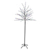 6' LED Lighted Cherry Blossom Flower Tree - Color Changing Lights