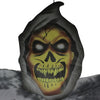 11' Eerie Grim Reaper with Large Hands Hanging Halloween Figurine