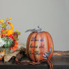10 Bless the Harvest and Give Thanks Thanksgiving Table Top Pumpkin