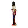 "36"" Red and Blue Nutcracker Soldier Christmas Decor"