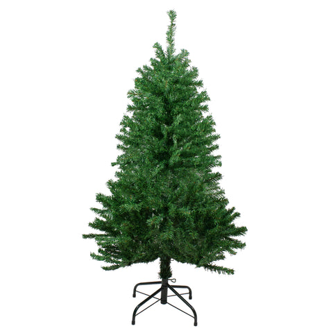 4' Medium Mixed Classic Pine Artificial Christmas Tree - Unlit