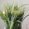 "10"" Artificial Grass and Easter Egg Spring Floral Arrangement"