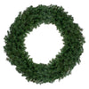 Canadian Pine Artificial Christmas Wreath - 48-Inch, Unlit