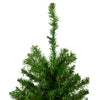 3' Pre-Lit Medium Canadian Pine Artificial Christmas Tree - Multicolor LED Lights