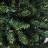 10' Pre-Lit Medium Canadian Pine Artificial Christmas Tree - Multicolor LED Lights