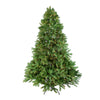 7.5' Pre-Lit Noble Fir Full Artificial Christmas Tree - Clear Lights