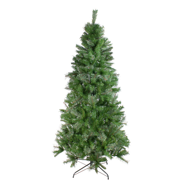 7.5 ft Medium Mixed Cashmere Pine Artificial Christmas Tree - Unlit