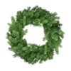 Noble Fir Artificial Christmas Wreath - 30-Inch, Unlit