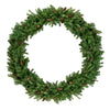 Dakota Red Pine Commercial Artificial Christmas Wreath - 5-Foot, Unlit