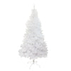 "9.5' x 64"" White Glimmer Iridescent Spruce Full Artificial Christmas Tree - Unlit"