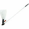 5-Piece White and Black Jet Vacuum Kit with Aluminum Pole 48""