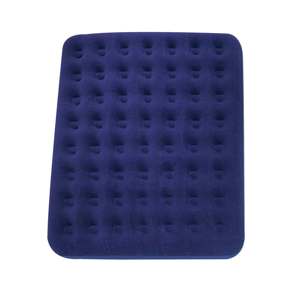 Navy Blue King Sized Indoor/Outdoor Inflatable Air Bed Mattress