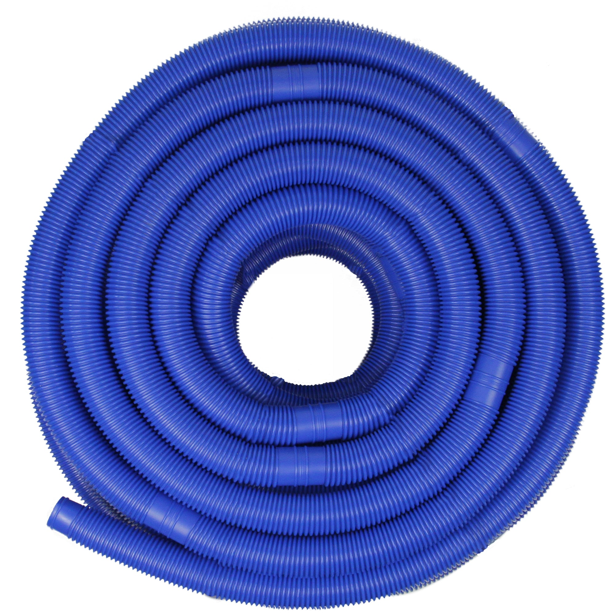 Blue Blow-Molded PE In-Ground Swimming Pool Cuttable Vacuum Hose ...