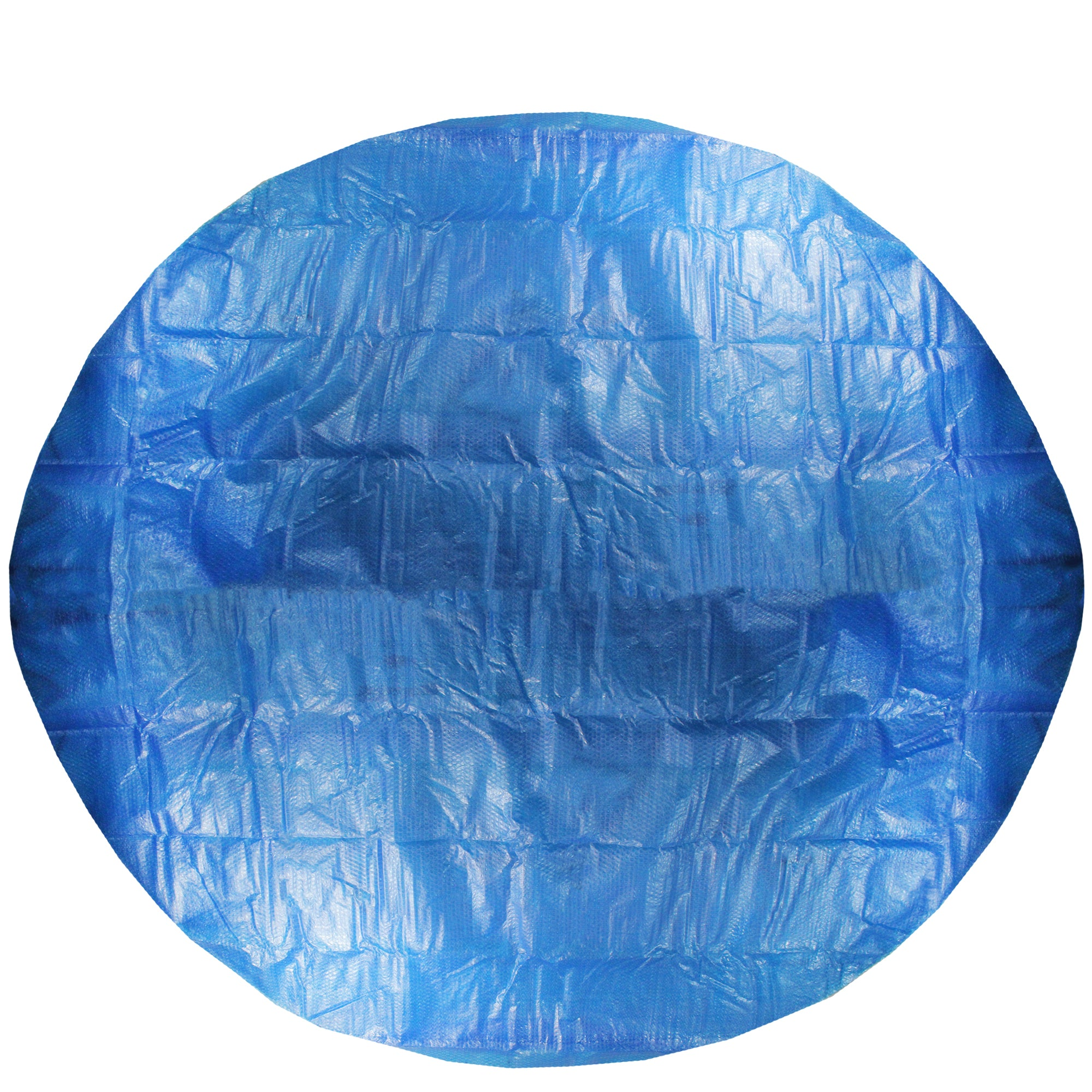 8.9\' Blue Round Floating Solar Cover for Swimming Pool