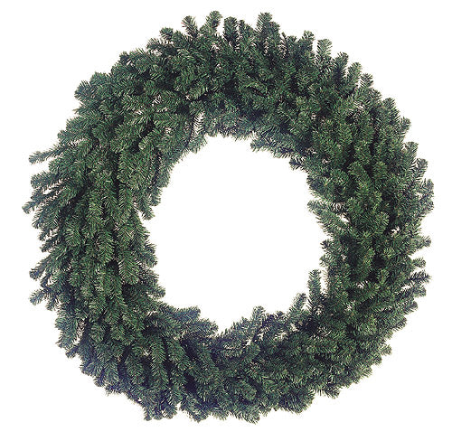 "72"" Deluxe Windsor Pine Artificial Christmas Wreath - Unlit"