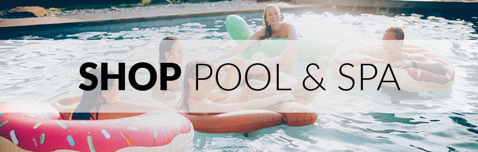 Shop Pool and Spa