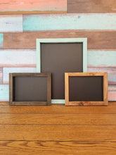 Load image into Gallery viewer, Rustic Farmhouse Style Sign Blanks