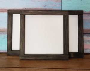 Bulk (3-Pack) Rustic Farmhouse Style Sign Blanks