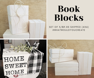 Book Blocks