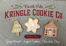 Load image into Gallery viewer, Kringle Cookie Co Cut Outs