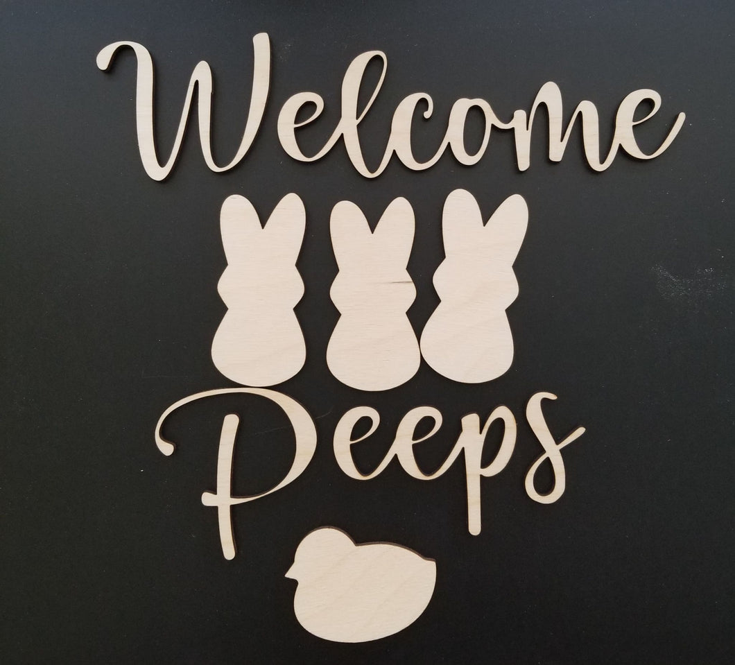 Welcome Peeps Kit