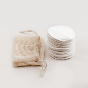 Organic Reusable Cotton Rounds