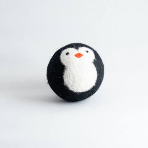 penguin organic wool dryer ball