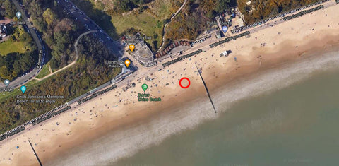 TopEco Home Durley Chine Beach Clean Up Microplastics Awareness Drive