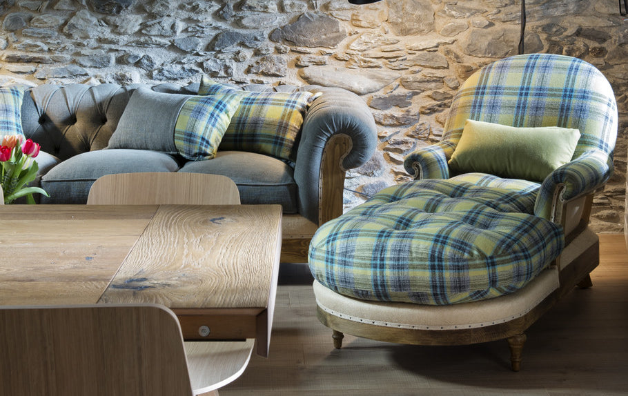 Matching & Contrasting Scatter Cushions - TopEco Home