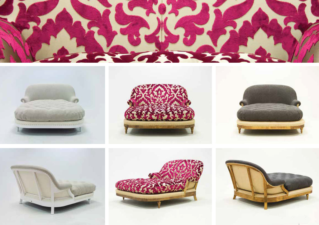 Customisable Chaise Lounges - TopEco Home