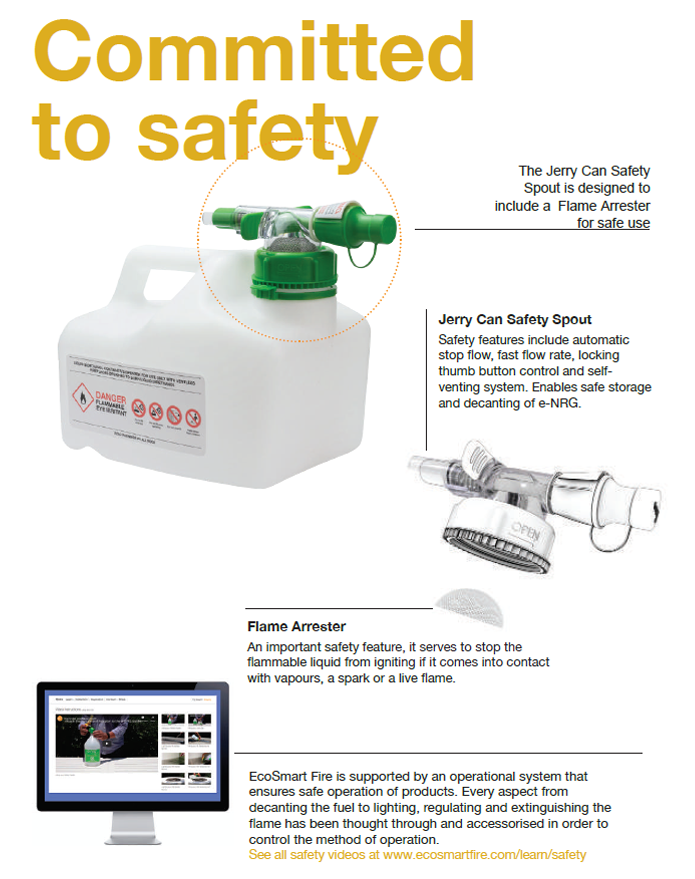 TopEco Home is committed to eco-fire safety