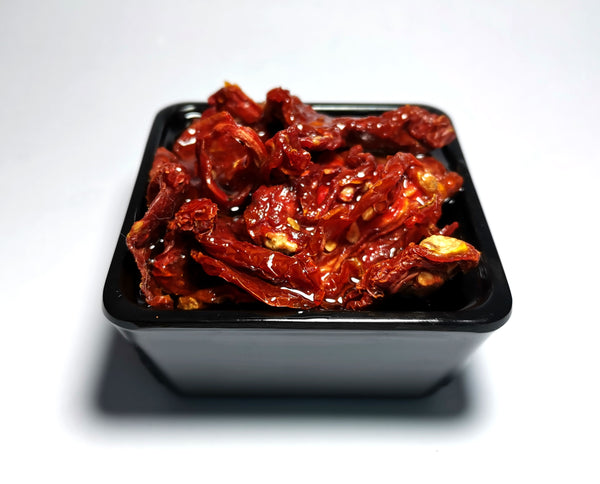 Sundried Tomatoes in Sunflower Oil - 200g
