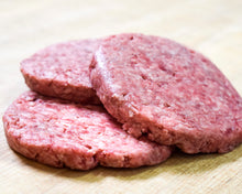 Load image into Gallery viewer, Four Holeman and Finch Beef Patties